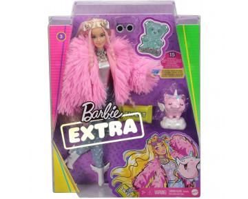 BARBIE EXTRA-FLUFFY PINK JACKET