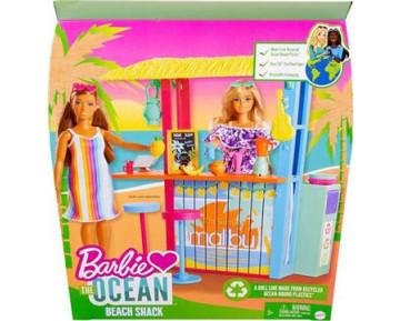 BARBIE LOVES THE PLANET - BEACH BAR