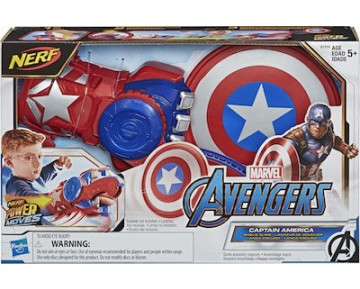 AVENGERS POWER MOVES ROLE PLAY CAPTAIN AMERICA