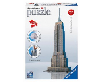 Empire State Building 3D 216 ΚΟΜΜΑΤΙΑ