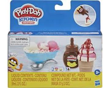 PLAY-DOH MINI DRIZZLE ICE CREAM PLAYSET