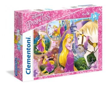Disney Princess - Tangled 24 ΚΟΜΜΑΤΙΑ
