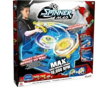 SPINNER M.A.D. ΣΕΤ ΜΑΧΗΣ DELUXE
