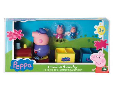 PEPPA PIG ΤΡΕΝΑΚΙ
