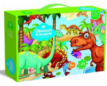 Παζλ Με Δεινόσαυρους 180pcs (29.88282)