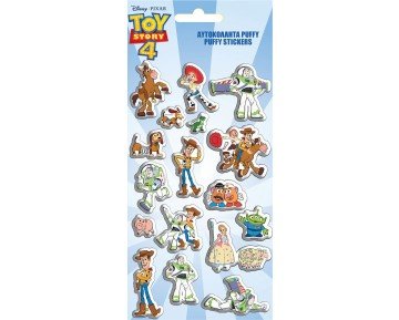 STICKERS TOY STORY 562285