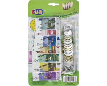 Luna Χαρτονομίσματα & Κέρματα Euro