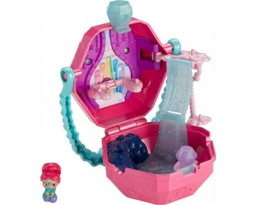 Fisher Price Shimmer & Shine Teenie Genies On-The-Go Playset FHN35