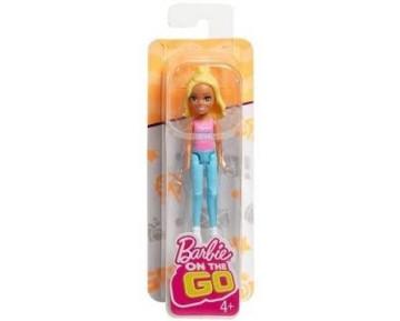 Barbie On The Go - Βολτιτσες Κουκλιτσες