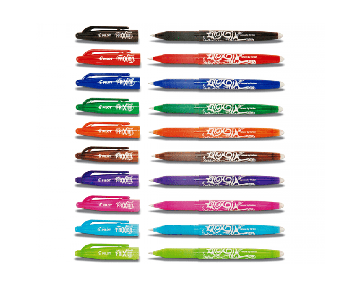 Pilot Στυλό Gel Frixion Ball FR IXION BALL ΔΙΑΦΟΡΑ ΧΡΩΜΑΤΑ