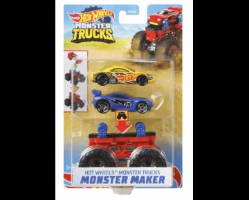MONSTER TRUCKS MAKER
