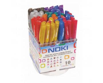 Στυλό gel με glitter (Ποικιλία χρωμάτων) SJP-60